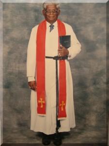 Rev. V.S.Benjamin - Chairman of the CLCI